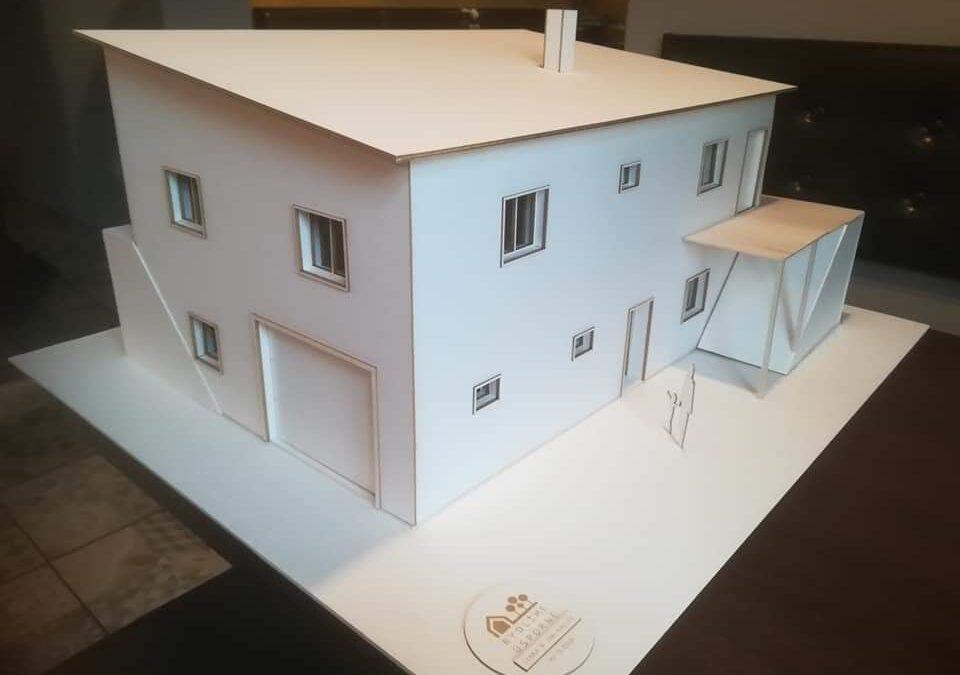 3D model Vašeho domu